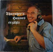 Schallplatte Thurnher s Hannes erzählt
