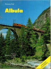 Albula Schlagader Graubündens