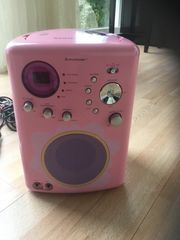 Karaoke machine der Firma soundmaster