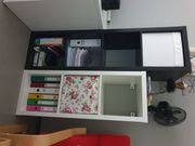 2 Ikea Regale mit passenden