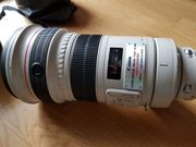 Canon EF 300mm f2 8l
