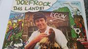 DDR Kleine Schallplatte Egon