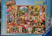 Verkaufe Tausche Puzzle jeweils 1000