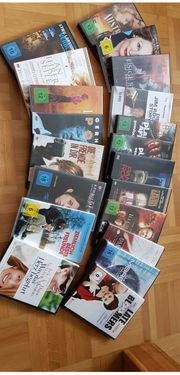 DVDs diverser Kinofilme