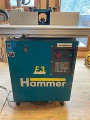 Felder Group Hammer Tischfräse Spindelfräse
