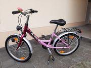 Fahrrad für Mädchen 20 Zoll