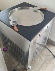 Roll-Eismaschine Gebratenes Eis Maschine Ice