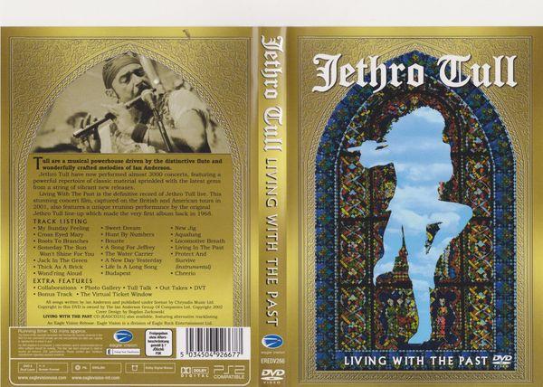 Musik - -DVD Jethro Tull - Living