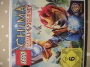 Legends of CHIMA - Spiel Nintendo