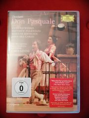 Don Pasqale - DVD - Netrebko - Levine