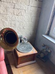 Soundmaster Retro Thomas Home Phonograph