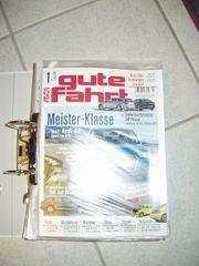 VW-Audi-Porsche saubere GUTE FAHRT Hefte