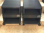 2 x CD-Verkaufsständer Metall abschließbar