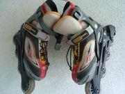 Inline-Skates Paar