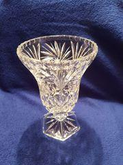 Kristallglas Vase