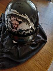 Brain-Cap Helm