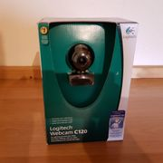 Logitech Webcam C120 Neu Original