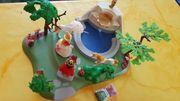 Playmobil Prinzessinnenbrunnen mit Einhörnern und