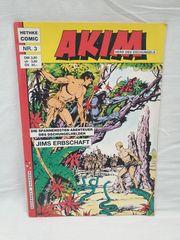 Akim Herr des Dschungels Hethke
