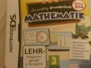 Lernerfolg Grundschule Mathematik 3-4Klasse Nintendo