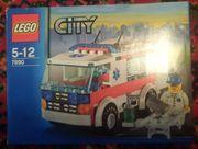 Lego City 7890 Ambulanz