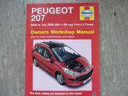 Reperaturanleitung Peugeot 207