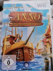 Wii Spiel Anno - Erschaffe eine