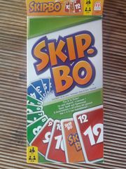 SKIP-BO Spiel NEU