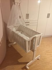 Baby-Wiege Stubenwagen