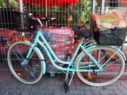 PEGASUS City-Fahrrad Bici Italia grün
