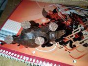 Hand geschnitzt Holz Elefant aus