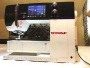 Bernina B580 mit Stickmodul Zubehör