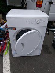 Waschtrockner der Marke Beko