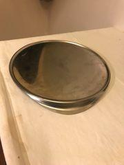 Kuchen Untersätze Edelstahl O 30cm