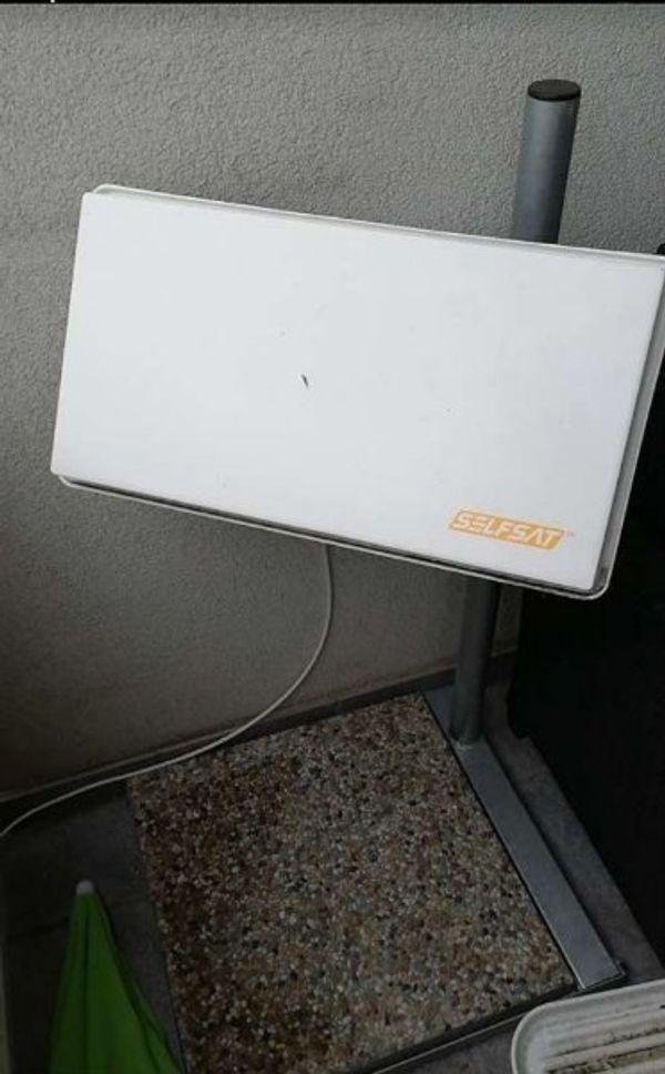 Verkaufe SelfSat Satellitenanlage H30D2