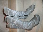 Tiggers Vintage Stiefel grau Gr