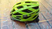 neuwertiger Uvex i-vo 3D Fahrradhelm