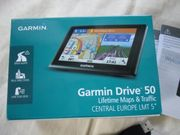 Navigationsgerät GARMIN Drive 50 für