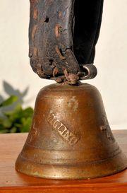 Kuhglocke sehr alt Bronze echt