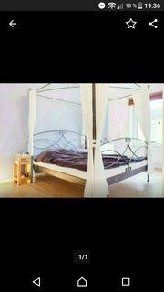 Himmel-Bett 2x2m