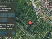 Gartengrundstück in Weinstadt - Schnait zu