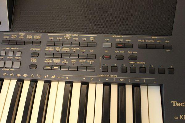 Technics SX-KN5000 Alleinunterhalter Keyboard