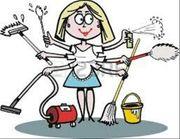 Haushaltshilfe Reinigungskraft