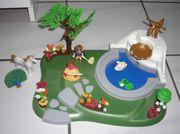 Playmobil 4137 Super Set Schloßgarten
