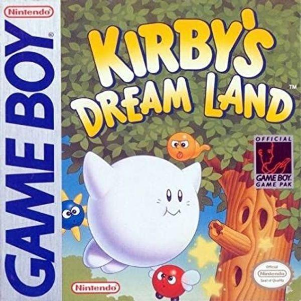 Nintendo Gameboy Kirby s Dream