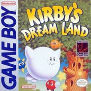 Nintendo Gameboy Kirby s Dream