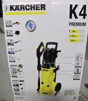 Hochdruckreiniger Kärcher K4 Premium