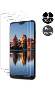 Panzerglas Schutzfolie für Huawei P20