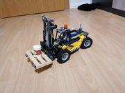 Lego Technik Gabelstapler