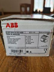 ABB Fehlerstromschutzschalter FI 40A und